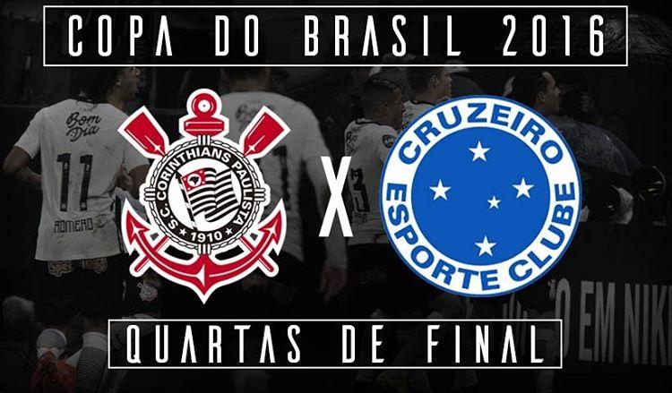 Sorteio dos confrontos das quartas de final da Copa do Brasil é ...