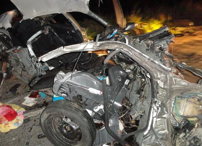 Grave acidente mata quatro capixabas da mesma família no Sul da ...