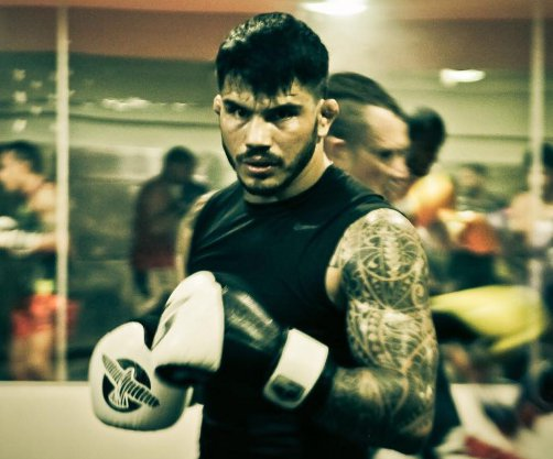 Capixaba Erick Silva intensifica preparação para maior evento MMA ...