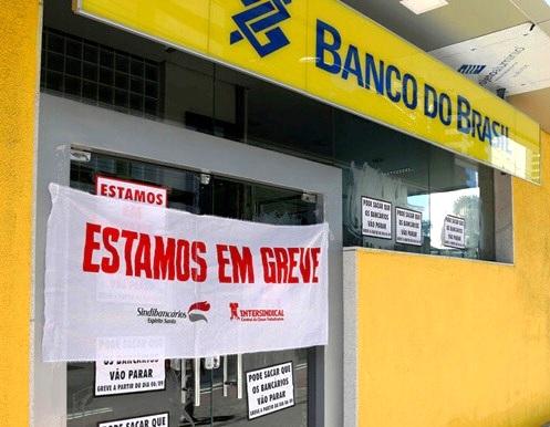 Proposta dos bancos não muda e bancários seguem em greve no ...