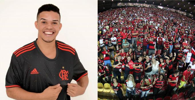 Compositor da música 'Cheirinho de Hepta' do Flamengo faz ...