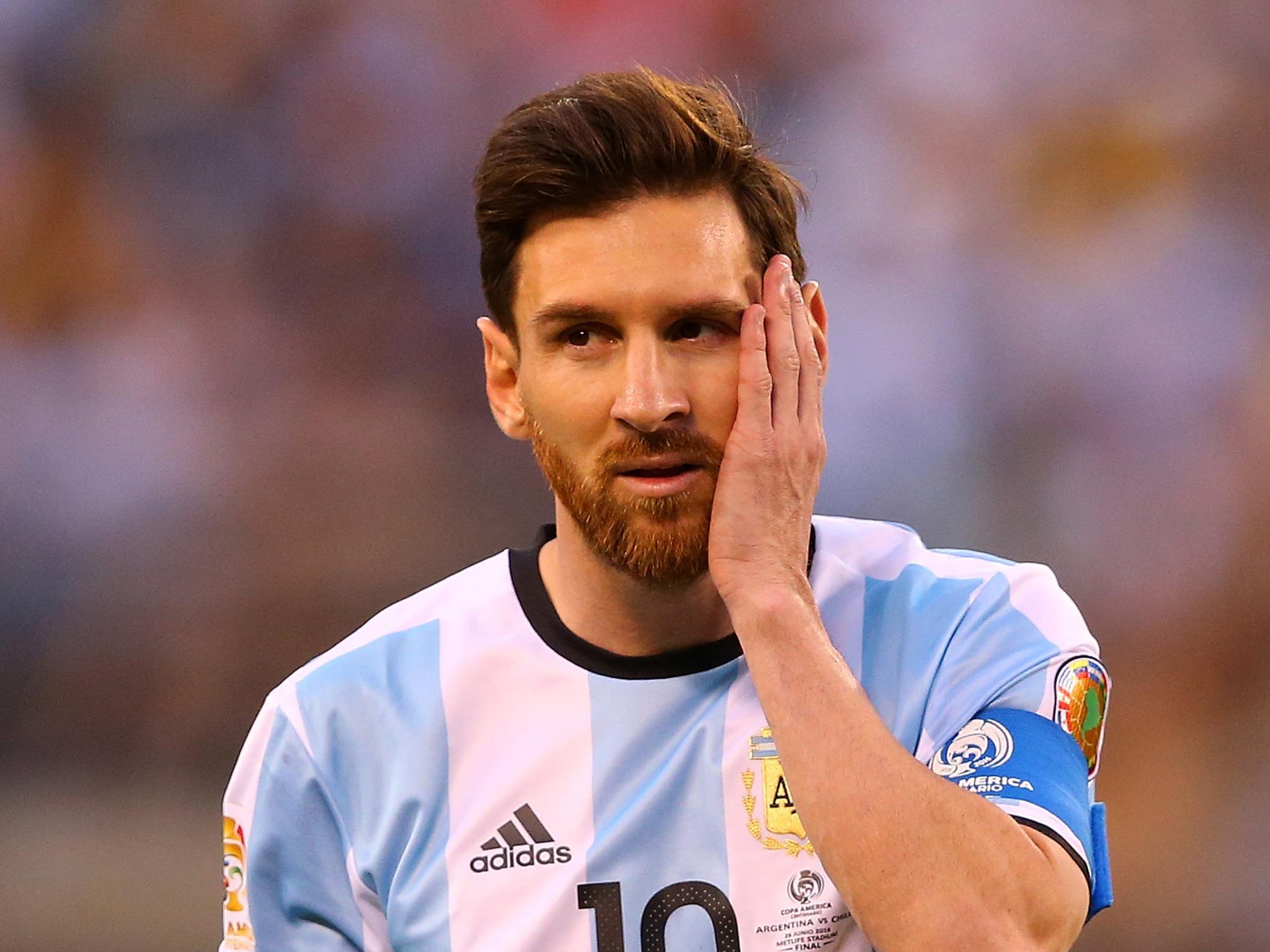 Técnico Bauza confirma que Messi desfalcará a Argentina contra a ...