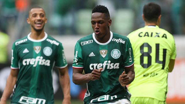 Tabela do Brasileirão ajuda, e Palmeiras terá força máxima na ...