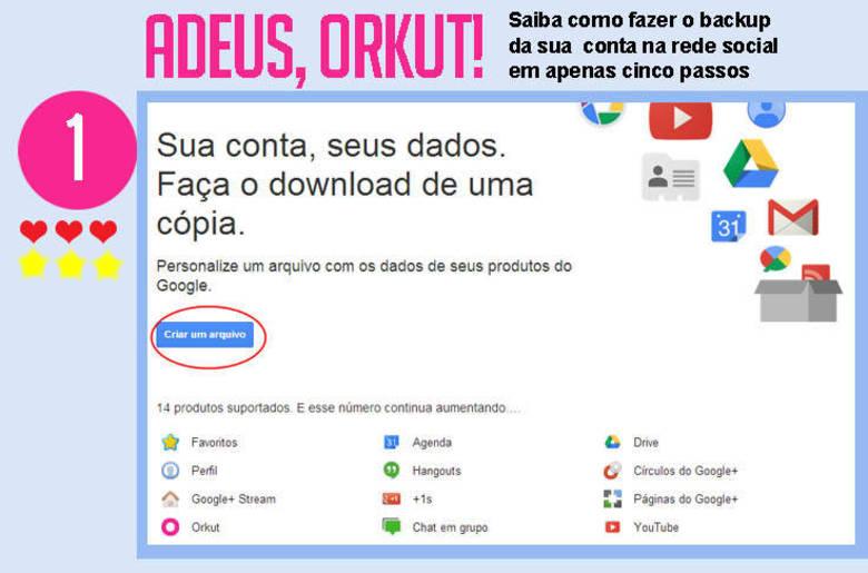 Ainda dá tempo! Prazo para baixar fotos do Orkut termina nesta ...