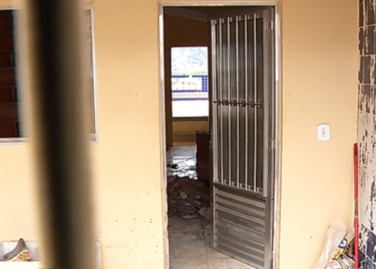 Pedreiro é assassinado na frente do filho de cinco anos em Cariacica