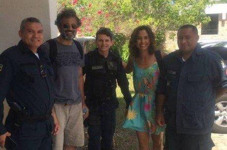 Policial que tirou foto com Domingos Montagner tentou salvá-lo ...
