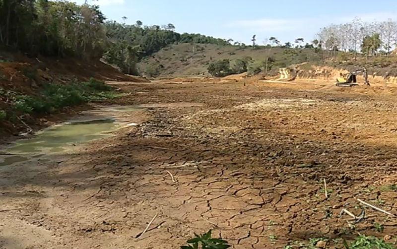 Crise se agrava e racionamento de água na Grande Vitória pode ...