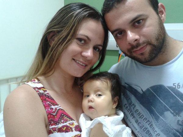 Sofia vira exemplo na busca de cirurgia | Folha Vitória