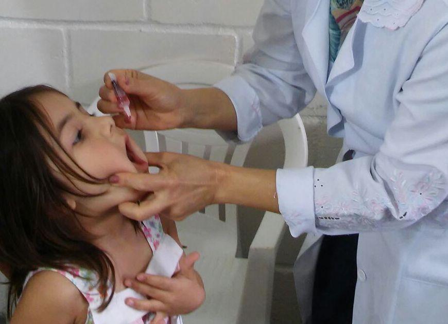 Setembro tem campanha de vacinação para crianças e adolescentes