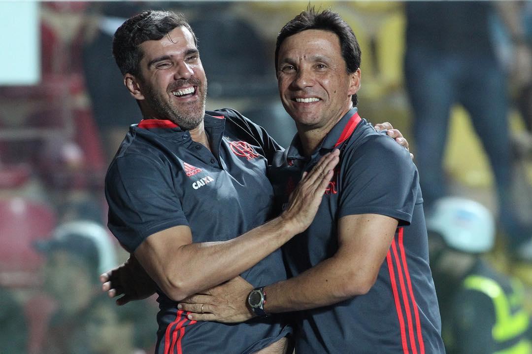 Zé Ricardo vê disputa aberta, mas diz que Flamengo pode ir longe ...