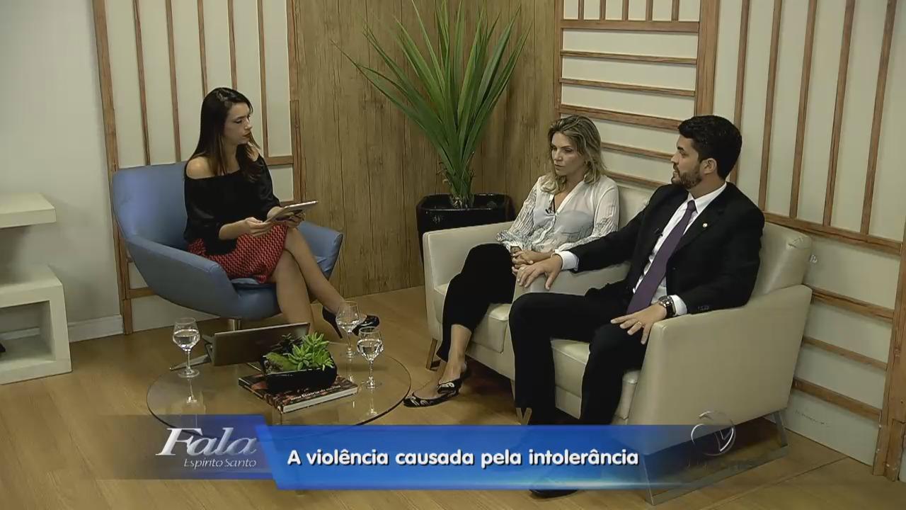 Especialistas comentam a violência causada pela intolerância ...
