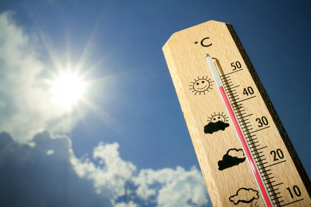 ES tem sol forte e calor no primeiro dia útil do horário de verão. Veja a