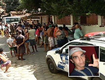 Homem é executado com mais de 15 tiros ao voltar de padaria em ...