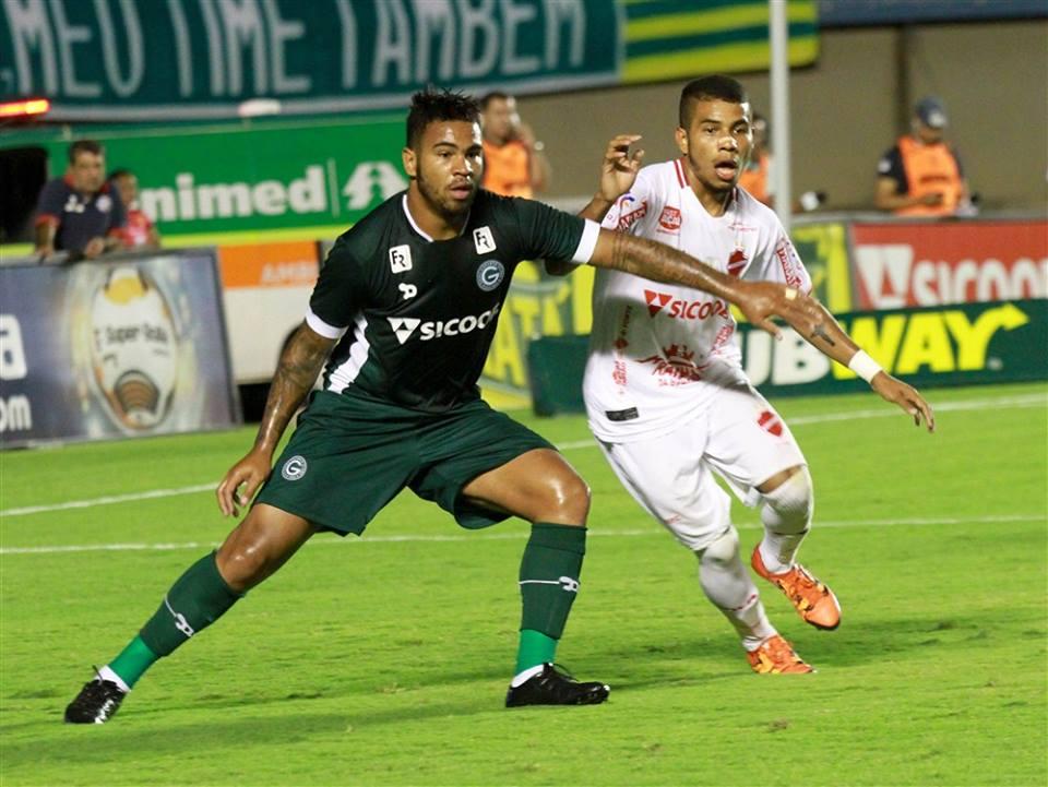 Goiás faz dois gols de pênalti e Bragantino perde a sexta seguida ...