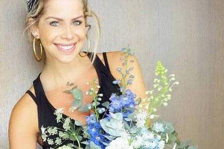 """Karina Bacchi anuncia fim do casamento: """"Cada um pensava de ..."""