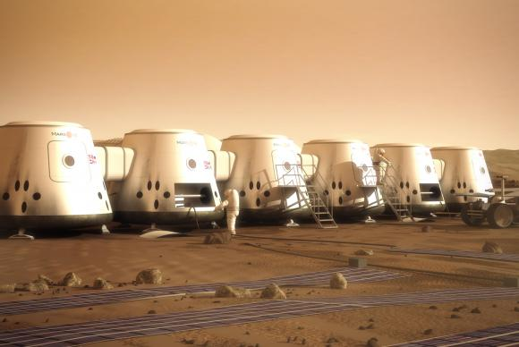 Barack Obama reafirma ida a Marte em 2030 | Folha Vitória