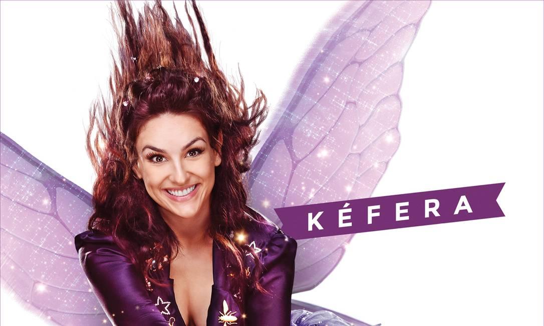 Estrelado pela youtuber Kéfera, o filme É Fada está em cartaz em Cachoeiro de Itapemirim