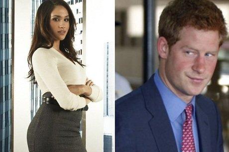 Estaria o Príncipe Harry tendo um affair com Meghan Markle, de