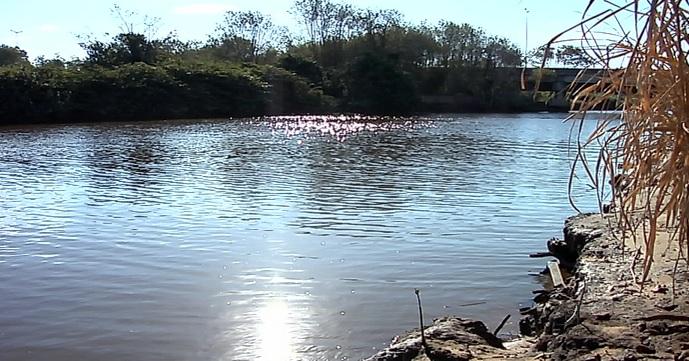 Vazão do Rio Jucu cai e aumenta risco de novo racionamento na ...