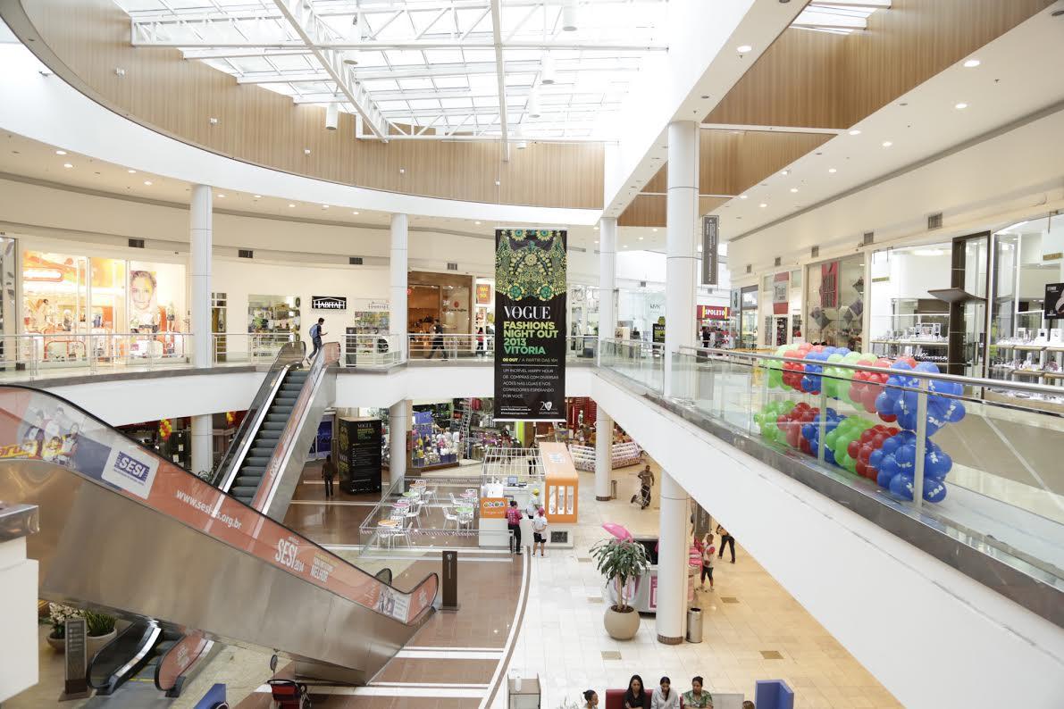 Shoppings da Grande Vitória abrem vagas de emprego temporário ...