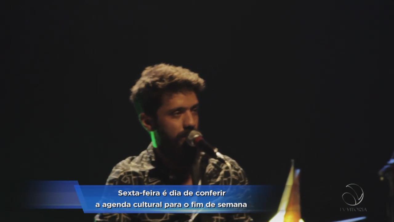 Sexta dia de conferir a agenda cultural folha vit ria - Agenda cultural vitoria ...