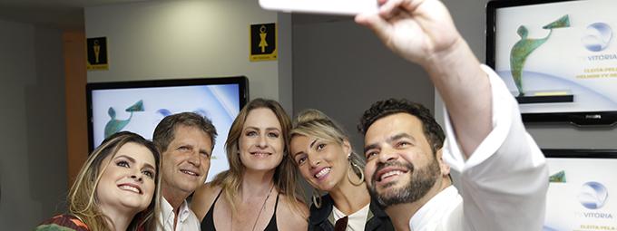 TV Vitória lança nova logomarca e novidades na programação
