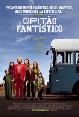 CAPITÃO FANTÁSTICO