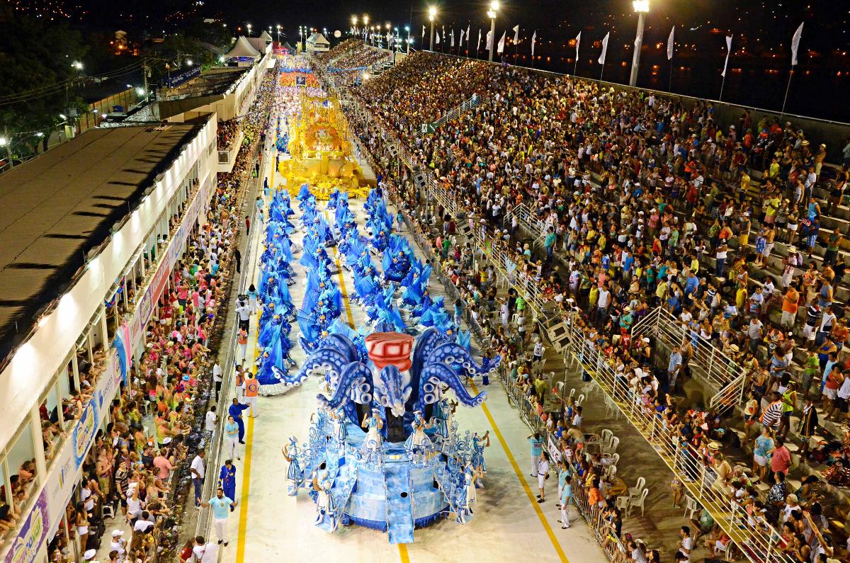 Carnaval de Vitória acontece nos dias 17 e 18 de fevereiro