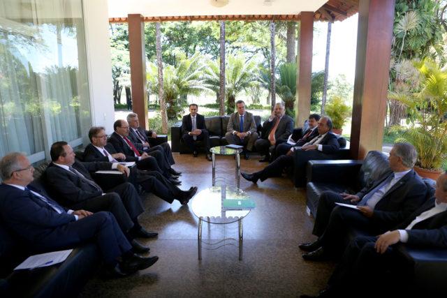 Matérias de interesse dos Estados em tramitação no Congresso pautaram a primeira reunião do Fórum