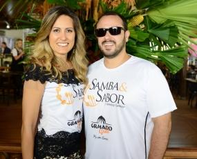 Foto de Keila Motta e Victor Pinheiro
