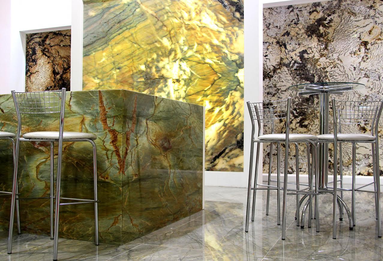 Serra recebe 43 feira internacional do m rmore e granito for Granito internacional