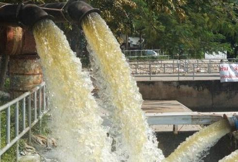 O objetivo é fornecer suprimento de água para a indústria proveniente de sistema de produção de água de reuso