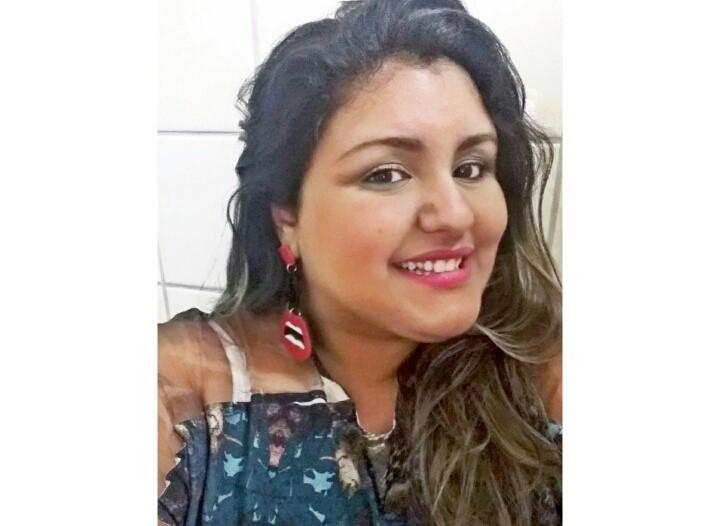 Maíra Andrade Garcia morreu após colidir com a moto em um cavalo solto na Rodovia do Contorno, em Itapemirim