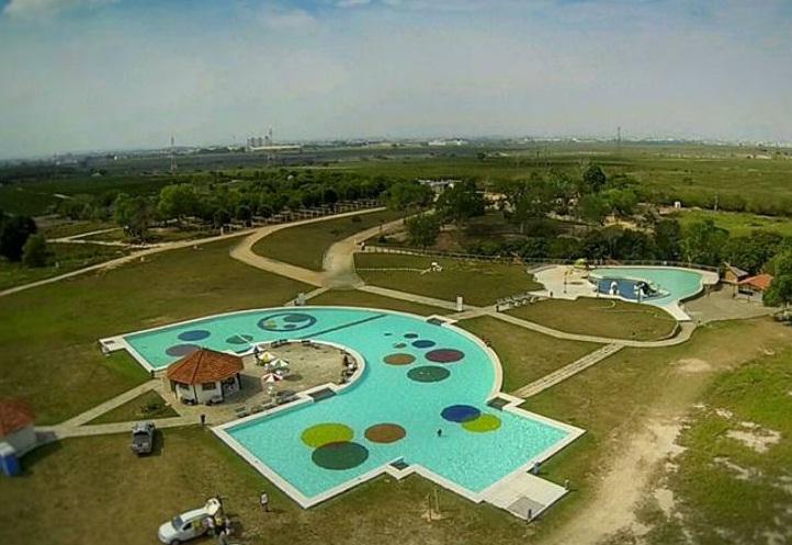Piscinas do parque da lagoa s o interditadas por tempo for Piscinas vitoria