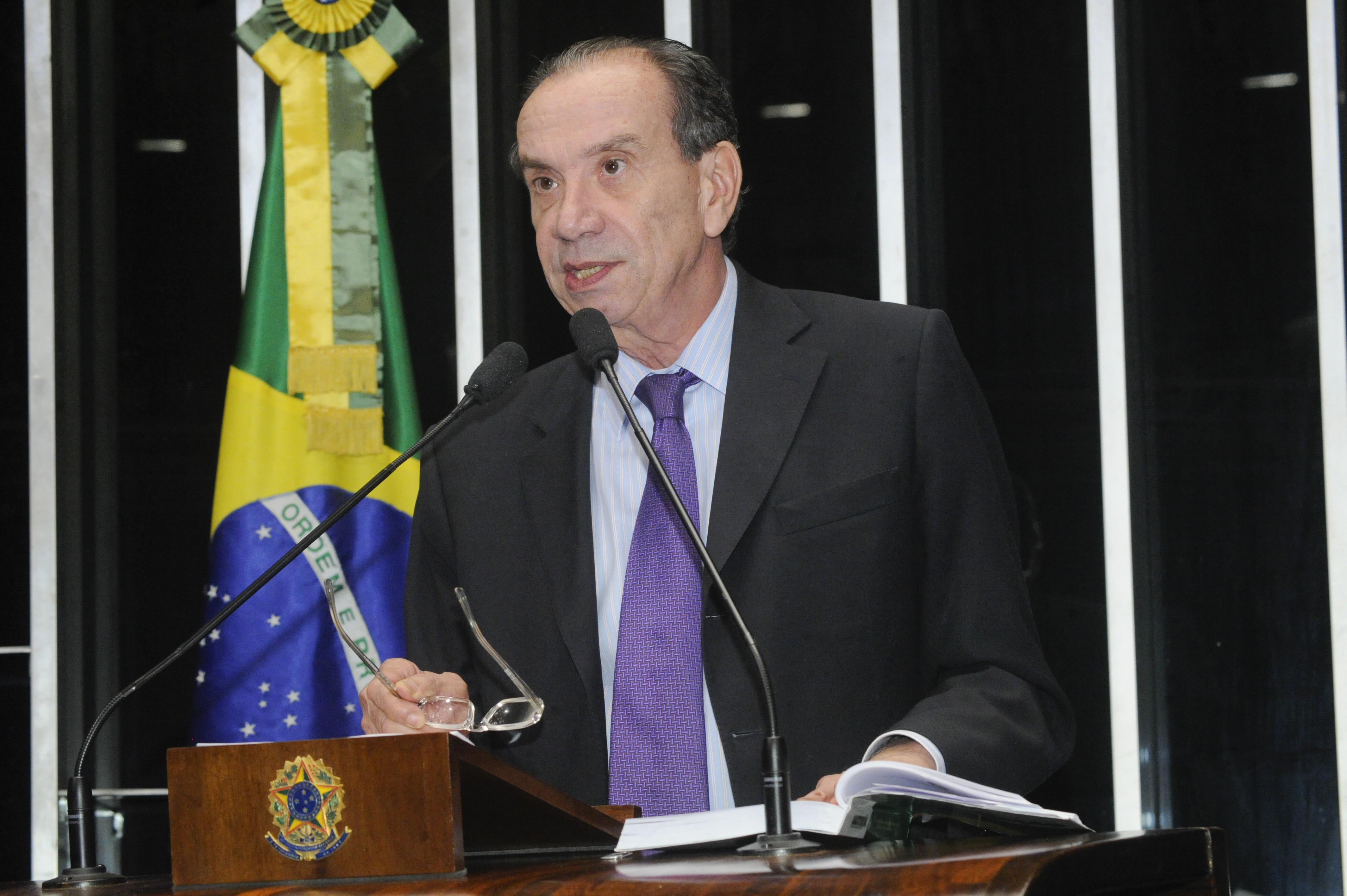Visão Atenta: Aloysio Nunes é novo ministro das Relações Exteriores de Temer