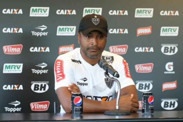 'Perder na Libertadores não é assombroso', diz Roger após derrota do Atlético-MG