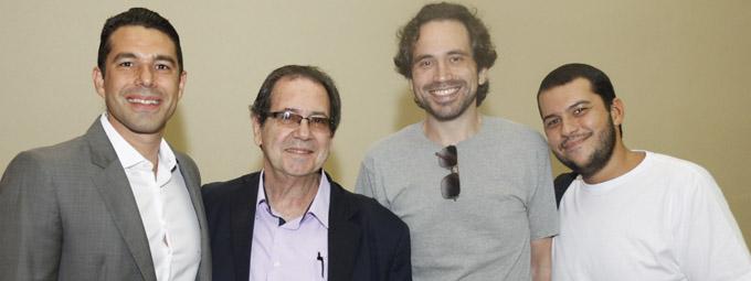 75 anos do Grupo Buaiz: Palestra Carlos Wizard