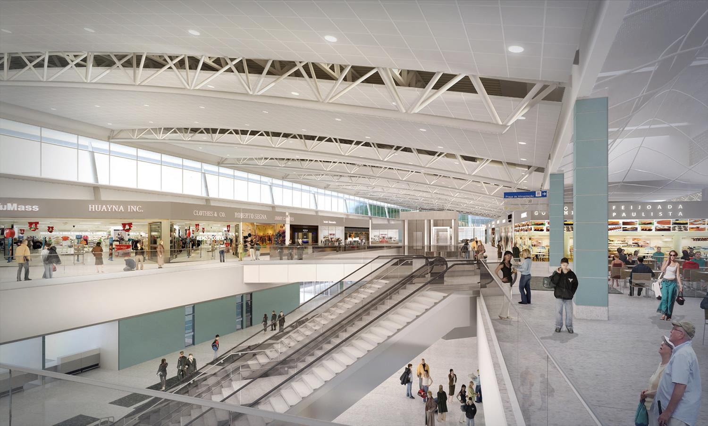 Galeria de fotos mostra como será o novo Aeroporto de Vitória a partir de setembro