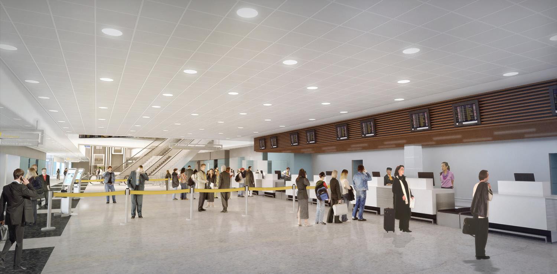 Aeroporto Vix : Galeria de fotos mostra como será o novo aeroporto de vitória a