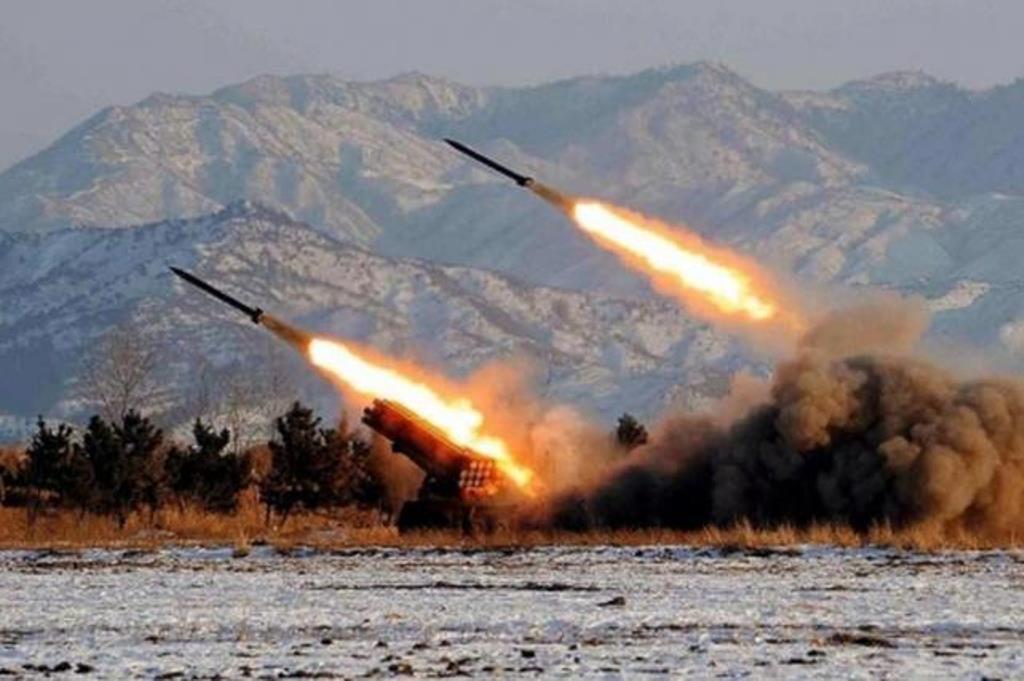 Resultado de imagem para Coreia do Norte diz que vai 'devastar impiedosamente' os EUA se Washington atacar