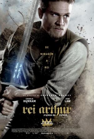 Cartaz Rei Arthur: A Lenda Da Espada