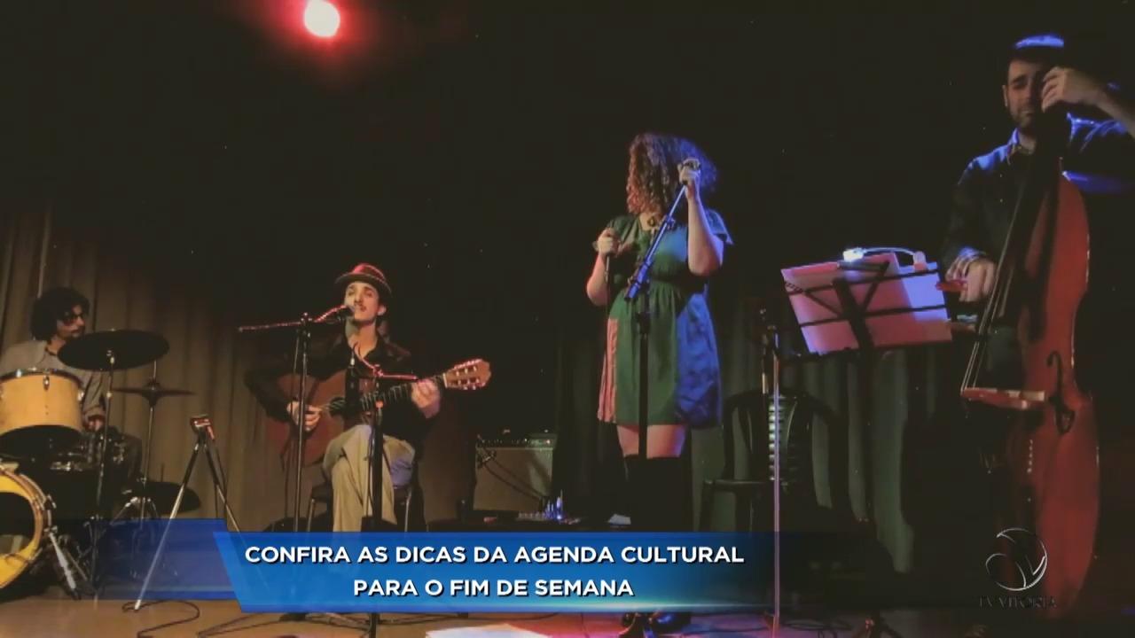 Veja a agenda cultural para o fim de semana folha vit ria - Agenda cultural vitoria ...