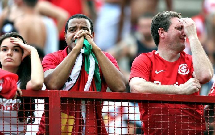 Internacional pode ser excluído do Brasileiro