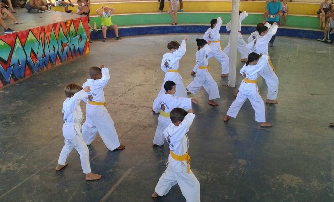 Os atletas cachoeirenses vão disputar a etapa do Campeonato Estadual de Karatê, que será realizado em Aracruz no domingo