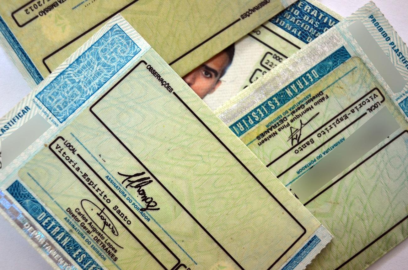CNH poderá ser usada como documento de identificação mesmo vencida, diz Contran