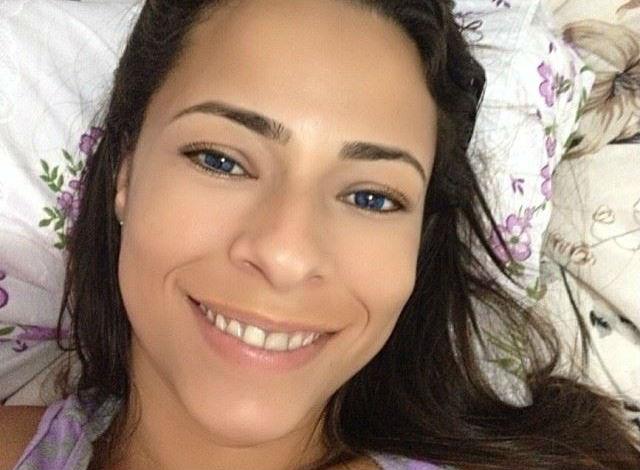 Graciele Esta Desaparecida Desde O Dia  De Abril Foto Reproducao Facebook