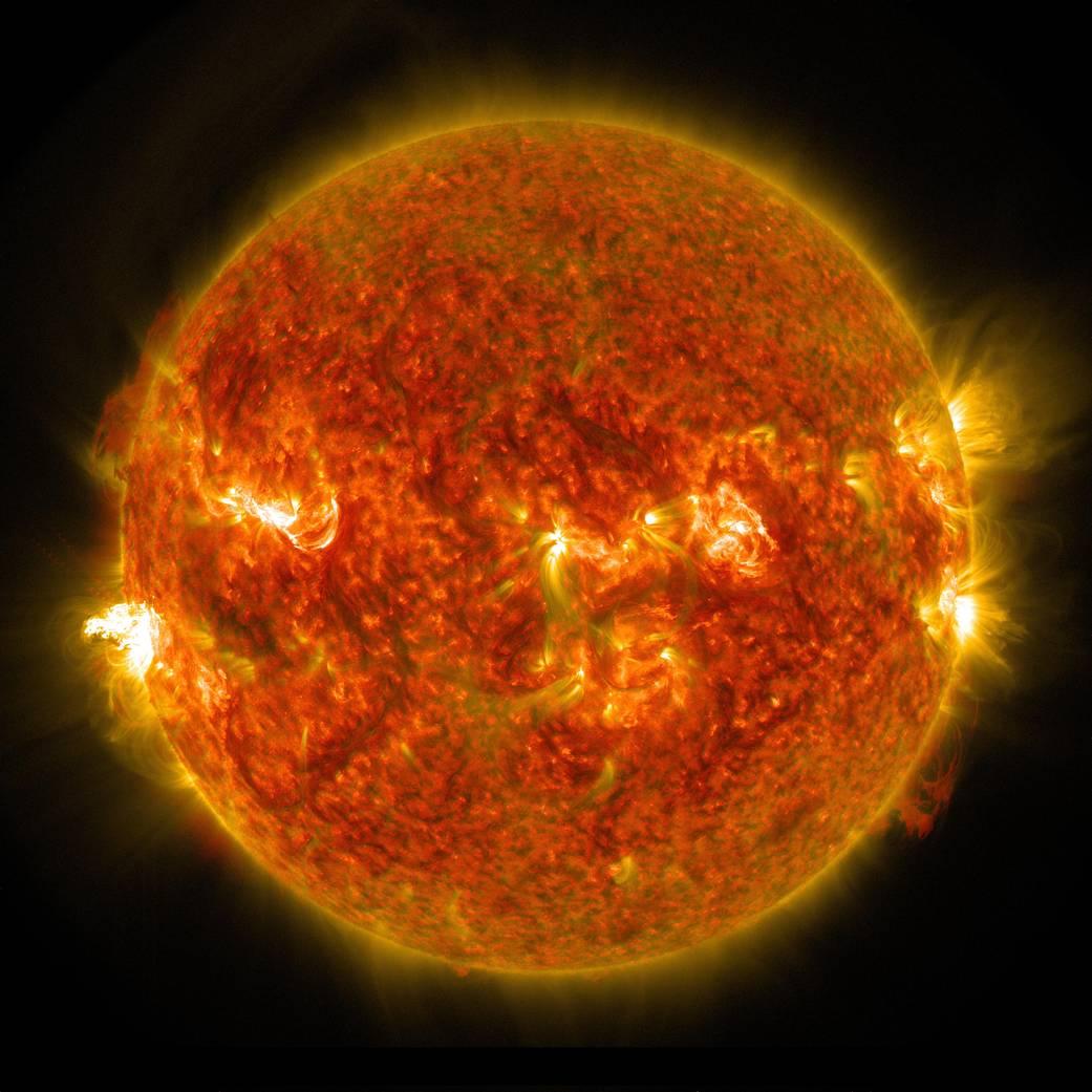 Nasa divulga detalhes da primeira missão em direção ao Sol