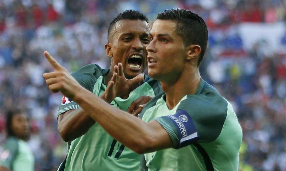 Cristiano Ronaldo voltou a decidir uma partida em favor de Portugal. Nesta  quarta-feira 1958101245a4a