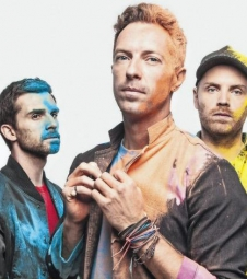 Coldplay anuncia dois shows no Brasil