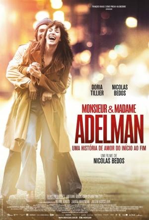 Cartaz Monsieur & Madame Adelman